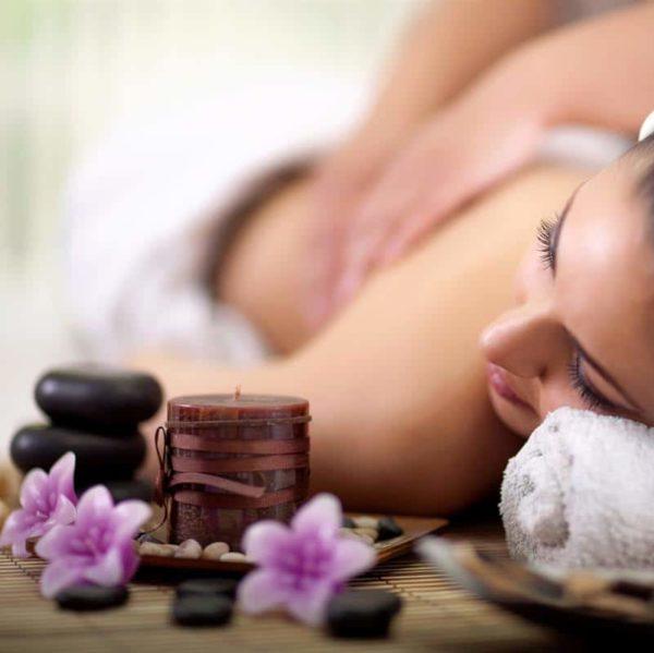 Massage californien en duo 45mn - 2 personnes
